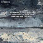 BIS1659. STENHAMMAR String Quartets Nos 3 & 4. Stenhammar Quartet