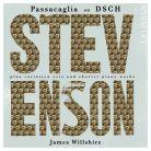 DCD34119. STEVENSON Passacaglia on DSCH