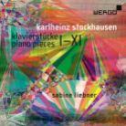 WER7341-2. STOCKHAUSEN Klavierstücke