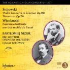 CDA68102. STOJOWSKI Violin Concerto. Romance
