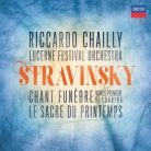 483 2562. STRAVINSKY Chant Funèbre. The Rite of Spring (Chailly)