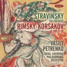 ONYX4175. RIMSKY-KORSAKOV Le Coq d'Or STRAVINSKY The Firebird (Petrenko)