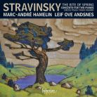 CDA68189. STRAVINSKY Rite of Spring. Concerto for 2 Pianos