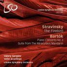 LSO5078. STRAVINSKY The Firebird BARTÓK Piano Concerto No 3
