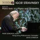 SOMMCD266-2. STRAVINSKY Music for Solo Piano and Piano & Orchestra