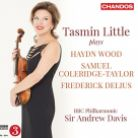 CHAN10879. COLERIDGE-TAYLOR; H WOOD Violin Concertos