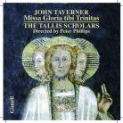 CDGIM045. TAVERNER Missa Gloria tibi Trinitas