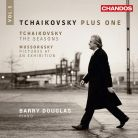 CHAN10991. MUSSORGSKY Pictures TCHAIKOVSKY The Seasons (Barry Douglas)