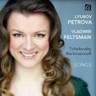 NI6350. Lyubov Petrova: Tchaikovsky & Rachmaninov Songs