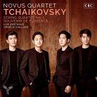 AP154. TCHAIKOVSKY String Quartet No 1. String Sexttet, 'Souvenir de Florence'