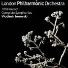 LPO0101. TCHAIKOVSKY Complete Symphonies Live in Concert