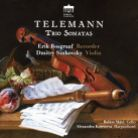 0301006BC. TELEMANN Trio Sonatas for Recorder