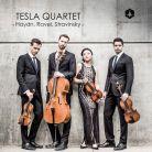 ORC100085. Tesla Quartet: Haydn; Ravel; Stravinsky