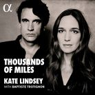 ALPHA272. Kate Lindsey: Thousands of Miles