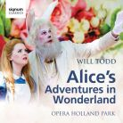 SIGCD420. W TODD Alice's Adventures in Wonderland