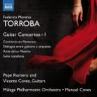 8 573255. TORROBA Guitar Concertos