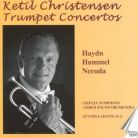 DACOCD742. HAYDN; HUMMEL; NERUDA Trumpet Concertos. Ketil Christensen