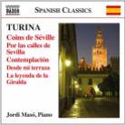 8 572915. TURINA Coins de Séville. Contemplación. Jordi Maso