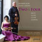 CDR9000 0146. JS BACH Concerto for 2 Violins, BWV1043