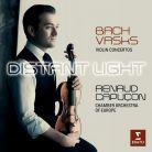 2564 63232-2. JS BACH Violin Concertos BWV1041 & 4102 VASKS Violin Concerto