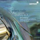 WER7349 2. VASKS Flute Concerto. Symphony No 3
