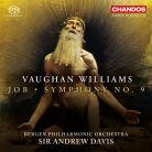 CHSA5180. VAUGHAN WILLIAMS Job. Symphony No 9