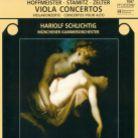 TUDOR7087. STAMITZ; HOFFMEISTER; ZELTER Viola Concertos