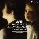 HMM90 2278. VIVALDI Sonatas for cello and basso continuo