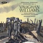 ONYX4161. VAUGHAN WILLIAMS Symphonies Nos 3 & 4