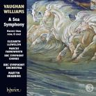 CDA68245. VAUGHAN WILLIAMS A Sea Symphony (Brabbins)