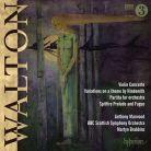 CDA67986. WALTON Violin Concerto