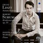 MDG904 2042-6. LISZT Piano Sonata SCHUMANN Kinderszenen (Joseph-Maurice Weder)