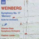8 573565. WEINBERG Symphony No 17