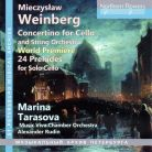 NF/PMA99131. WEINBERG Concertino for Cello and String Orchestra (Tarasova)