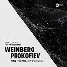 90295 81271. WEINBERG Symphony No 5 PROKOFIEV Symphony No 5