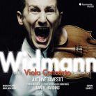 HMM90 2268. WIDMANN Viola Concerto (Tamestit)