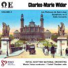 CDLX7303. WIDOR Symphony No 2. Cello Concerto. Torleif Thedéen