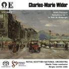 CDLX7315. WIDOR Symphony No 1. Violin Concerto. La Nuit de Walpurgis