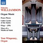 8 571375/6. WILLIAMSON Organ Music