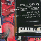 CDA68011/2. WILLIAMSON Complete Piano Concertos