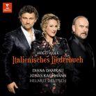 9029565866. WOLF Italienisches Liederbuch (Damrau; Kaufmann; Deutsch)
