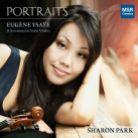 MS1631. YSAŸE Six Sonatas for Solo Violin (Sharon Park)