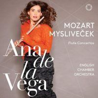 PTC5186 723. MOZART; MYSLIVEČEK Flute Concertos (de la Vega)