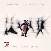 19075 85465-2. JS BACH Six Solo Cello Suites (Yo-Yo Ma)