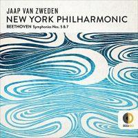481 6856. BEETHOVEN Symphonies Nos 5 & 7 (van Zweden)