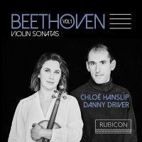 RCD1010. BEETHOVEN Violin Sonatas (Hanslip)