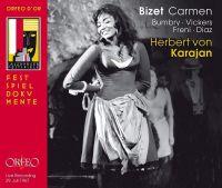 C866 183D. BIZET Carmen (von Karajan)