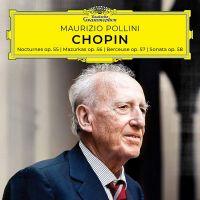 483 6475GH. CHOPIN Piano Sonata No 3 (Maurizio Pollini)
