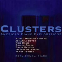 80800-2. Clusters: American Piano Explorations