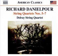8 559845. DANIELPOUR String Quartets Nos 5 - 7